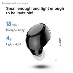 스포츠 게임 핸즈프리 모바일 HiFi 스테레오 Hx-X6의 무선 Bluetooth