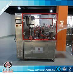 ماكينة منع تسرب تعبئة الوسادة السائلة الخاصة باللبن والسوائل