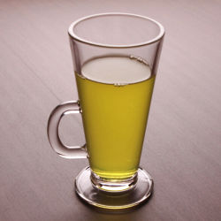 Irish Coffee Cup, Dessert, tazza di tè al latte, impugnatura creativa, tazza di succo, Tazza latte, coppa in vetro, logo personalizzato