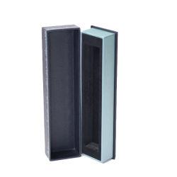 Kundenspezifisches Kasten-Papier-Pappfeder-Geschenk-verpackenkasten