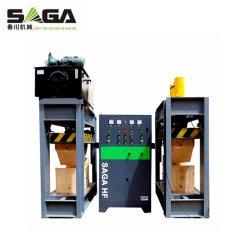 El contrachapado hidráulico de alta frecuencia de flexión de Madera curvada de la máquina de prensa caliente