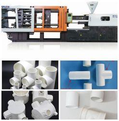 PVC管付属品、PVC接合箇所、PVC接触のための358トンの射出成形機械960グラム、高品質、高性能、競争サーボモーター