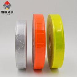 高い可視性のMicroprism反射PVCテープ