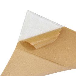 De alta calidad impermeable Heat-Insulation ladrillo de madera de cocodrilo de cuero espuma XPE pared 3D decoran el papel adhesivo