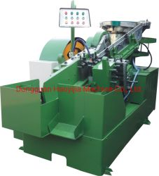Automatische Hochgeschwindigkeits-Gewinde-Rollmaschinen von Vibrating Plate Type Automatische Zufuhr
