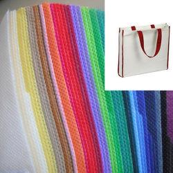 Tessuto non tessuto in poliestere/PET resistente agli strappi colorato per sacchetti