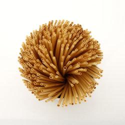 Het chemisch afbreekbare Beschikbare Goedkope Stro van de Tarwe van het Hooi van het Gras van de Aard van 100% drinkt Koffie