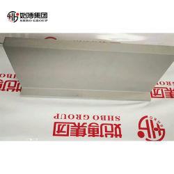 Estrutura de aço produtos com a retilinearidade menos de 0,5 mm por metro
