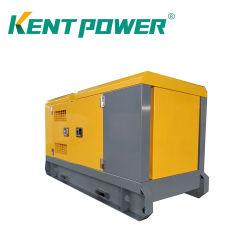 طاقة كبيرة عازلة للصوت محرك Cummins كهربائي طاقة ديزل كهربائي صامت إنشاء سعر مجموعة المولدات