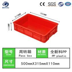 OEM Plastic Containers/de Plastic Doos van de Omzet voor Industrieel