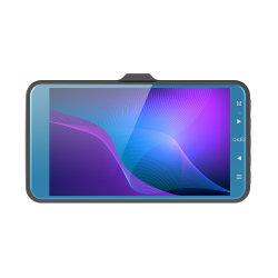"""A60 Dash Cam schermo IPS da 4"""" CON doppio obiettivo HD 1080P Registratore di guida Adas Radar Detector Night Vision Dash Cam Car DVR"""