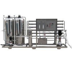 Wasseraufbereitungsanlage-umgekehrte Osmose mit den Membranen reinigen Systeme