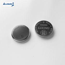 بطارية ليثيوم بقوة 3.0 فولت CR2032 وبقوة 240 مللي أمبير/ساعة، بطاقة مغلفة بالبلاستيك جهاز تحكم عن بعد وجهاز POS من صنع بطارية Lisun ممارس في الصين