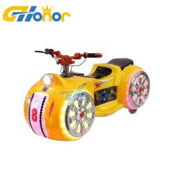 販売のためのMotorcycle子供の電池の正方形車の王子のバンパー・カーの子供のビデオゲーム機械リモート・コントロール電子オートバイ
