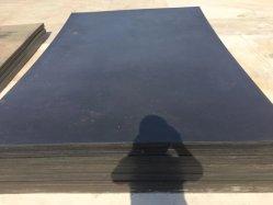 이중 색상 및 세 개의 층 엠보싱 HDPE 시트