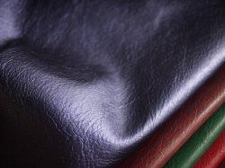 Biodegradable Micoson Material de la bolsa de mano de alta calidad ecológica de PU Bolsa de tela tejida de cuero de PU