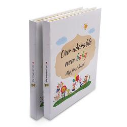 터치 잉크 패드 및 로 자녀 메모리 북 사용자 지정 인쇄 선물 상자