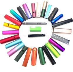 전자담배 알루미늄 쉘/아노다이징 고광택/레이저 조각/기계 CNC 플라스틱 기계 가공/기계 가공 파트