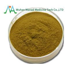 La poudre de feuille de lotus sacré naturel extrait Nuciferine (CAS 475-83-2)