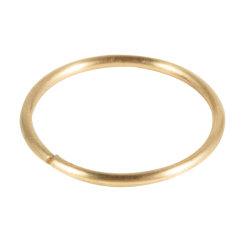 Kupferner Phosphor-Hartlöten-Schweißens-Ring für unterscheiden sich Gebrauch