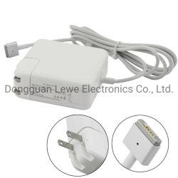 مهايئ شاحن حائط للكمبيوتر المحمول Apple MacBook البديل A1436 طاقة محول تيار متردد لشاحن البطارية بقدرة 14.85 فولت 3.05A بقدرة 45 واط المحول