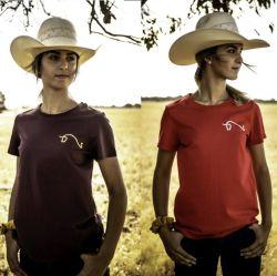 Overhemden van het T-stuk van Cooldry Spandex van de Dames van Polyester van 92%/8% de Elastane Afgedrukte