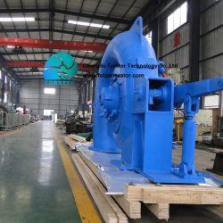 Hydro Turbina de Agua Pequeña 100kw 200kw 300kw 400kw 500kw generador de turbina