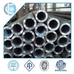 API 5L ASTM A106gr. B ASTM A53gr. Kohlenstoff-nahtloses Stahlrohr-Gefäß b-Astma312 TP304 316 API5CT N80 J55 K55
