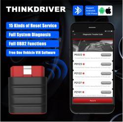 Thinkcar Thinkdriver автомобиль БОРТОВОЙ СИСТЕМЫ ДИАГНОСТИКИ диагностического сканера
