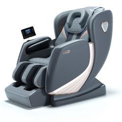 Jare L7 풀 바디 4D 무중력 전기 가격 가죽 부품 Luxury Luxury 휴대용 리클라이너 기계 발 마사지 의자