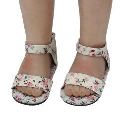 18 بوصة الأمريكية أحذية دوليل اللباس ساندالز أزياء دمية ملحقات لتعليمات التنفيذ الذاتي