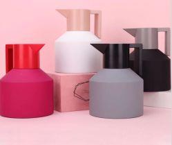 1.2L Nordic minimaliste isolation sous vide en acier inoxydable Pot Thermos des ménages de grande capacité d'isolement de l'hôtel bouilloire cadeaux haut de gamme