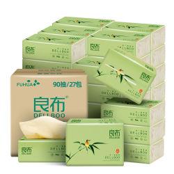 Umweltfreundliche Günstige Gesichtsnapte Tissue Paper Serviette