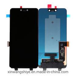 بالنسبة إلى HTC لـ Google Pixel 3 XL 3XL LCD مع استبدال مجموعة جهاز الالتقاط الرقمي بشاشة اللمس