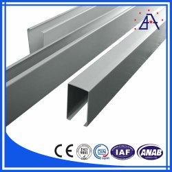 Aluminium extrudé en forme de L/6060 Profil en aluminium