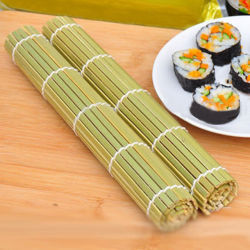 Kit de bambou gros Sushi faire tapis roulant/ Outils de sushi