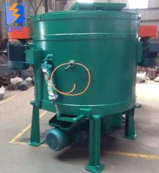 S14 Tipo de rotor de mistura de areia argilosa /máquina de mistura de areia areia / Muller