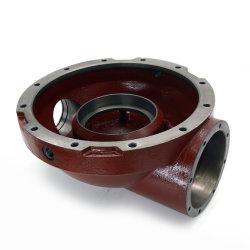 Haute qualité en fonte ductile pièces du carter de boîte de vitesses avec usinage de précision