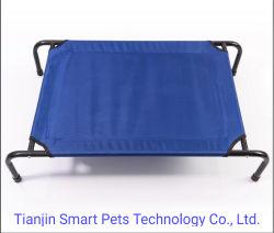 Níveis elevados de metal no interior portátil Pet Bed trampolim
