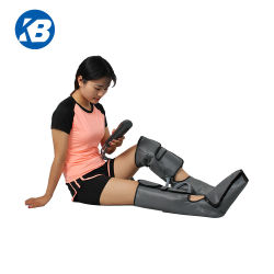 На заводе продавать Портативные отдохнуть давления воздуха в ноги икры Wrap массажер системного устройства
