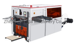 High Speed Automatic Roll die Cutting Cutting Cutting machine for Paper Cup Paper Box-papierplaat