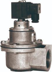 AC220V AC110V DC24V elektromagnetische klep stoffilter sinds 1992