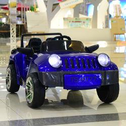 Mini giro del giocattolo su ordine dei capretti sulle automobili