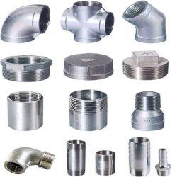 Точность Customsized инвестиций стальной корпус механической обработки обработанной фитинг с ЧПУ
