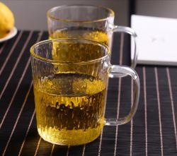 Стеклянные кофейные чашки, изолированный кружки для приготовления эспрессо и кофе латте, капучино, аппарат для приготовления чая,