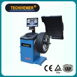 Equilibreuse LCD WB-970/équilibrage des roues Machine/OEM et ODM disponible