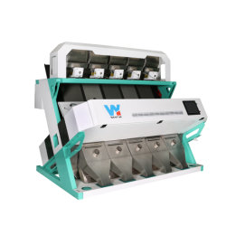 Пзс RGB 5 Вентиляционные каналы арахис цвет сортировщика машины с дешевой цене Сортировщик слайдов