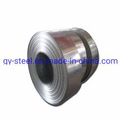 Galvanisé à chaud en acier doux/bande de métal
