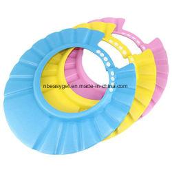 Soft Bebê Ajustável filhos crianças Shampoo tampa do protector de chuveiro balneares Hat lavar a blindagem de cabelo Novíssimo10070 ESG