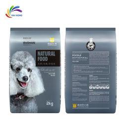 Les emballages alimentaires en plastique pour aliments pour animaux familiers